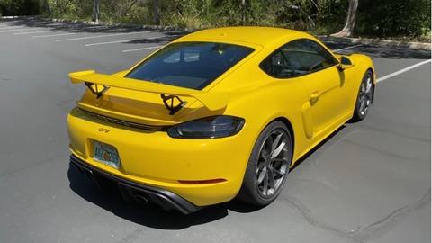 718cayman GT4 2