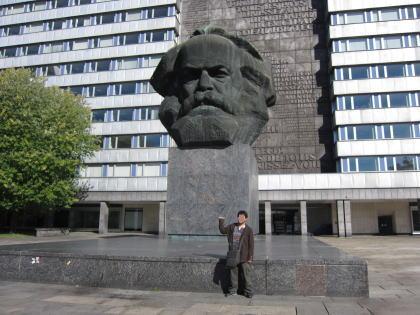 マルクス像