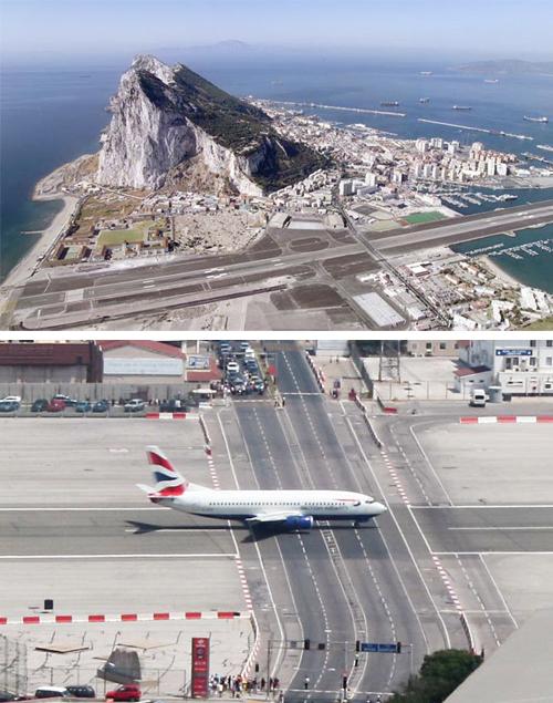 世界の一風変わった空港が注目を...