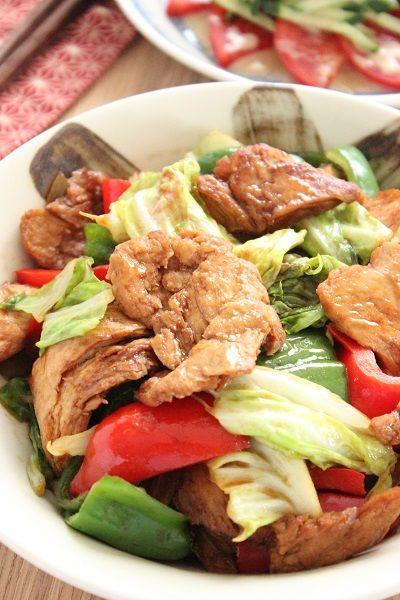 クイックSOYバラ回鍋肉3(小)