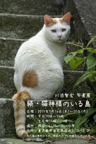 続・猫神様のいる島のコピー