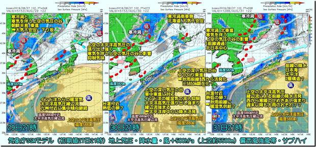 大雨GSM3コマ190828