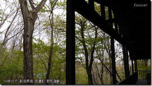 野尻湖畔190511