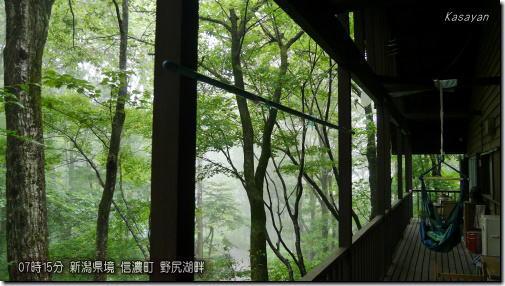 野尻湖畔200709