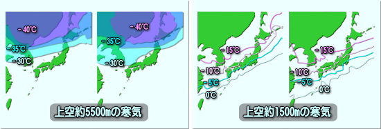 優しい気温図180129