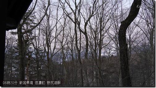 野尻湖畔190227