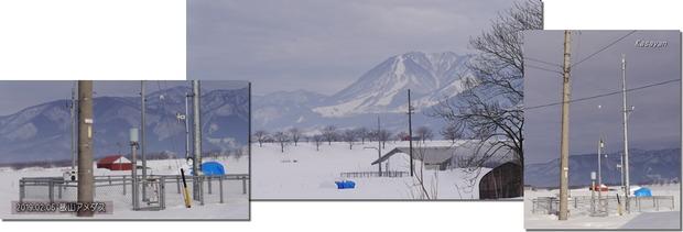 飯山アメダス190207