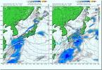拡大GSM南岸低気圧180129