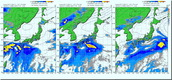 拡大台風GSM170912
