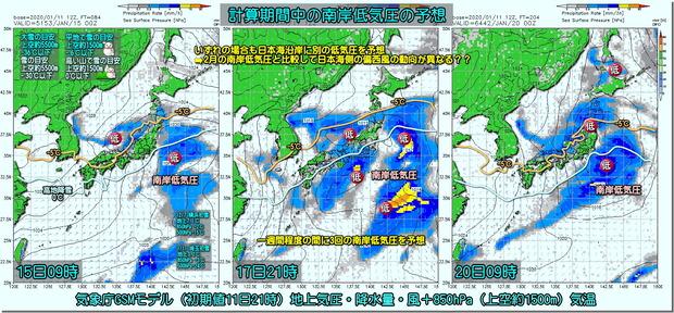 GSM南岸低気圧リスト200112