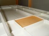 風呂の天井裏 冬