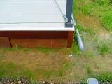 床下浸水気味 陽光台2