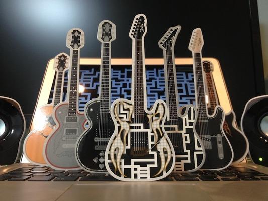 ギター一覧
