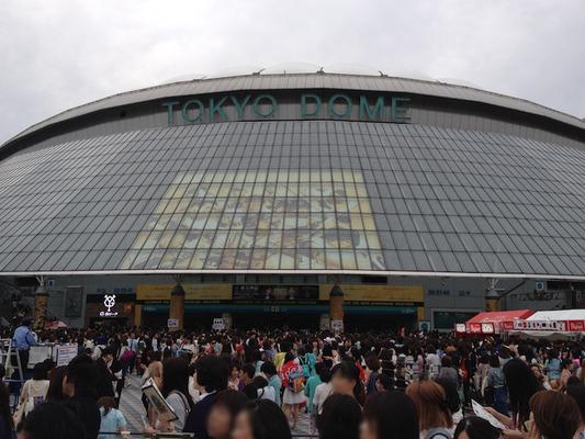 東京ドーム会場