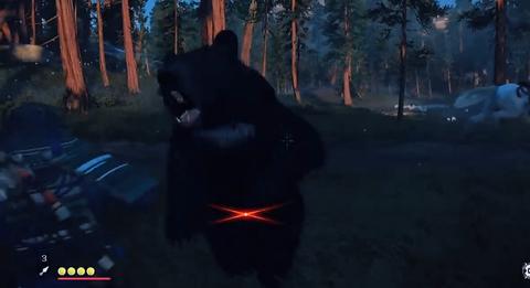 ゴーストオブツシマ クマとの激闘