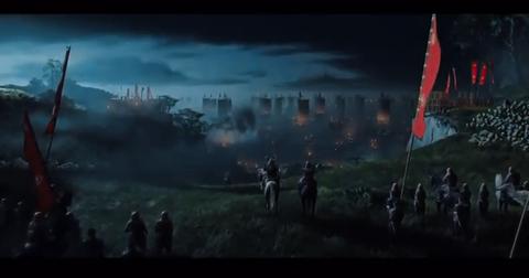 ゴーストオブツシマ モンゴル帝国襲来