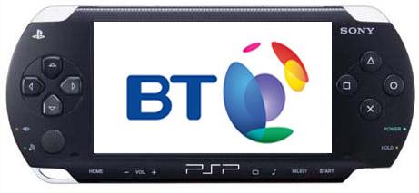BT PSP Phone