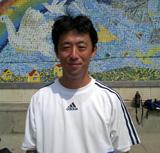 磯山コーチ