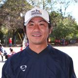 三石コーチ