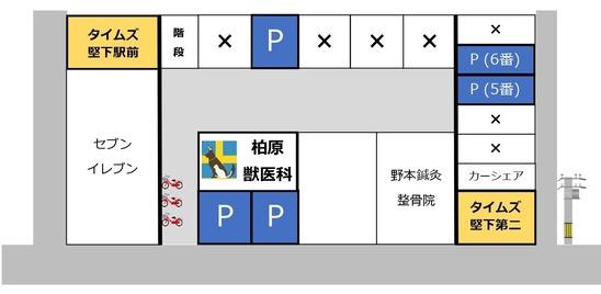 柏原獣医科の駐車場_page-0001 (3)