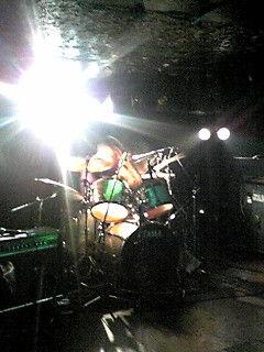 THUNDER BEAT・デビューライブ無事終わりました〜!!!