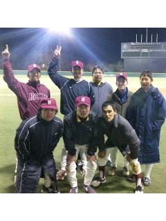 妙見ロッカーズ '09年初勝利!!