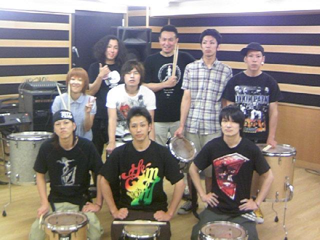 今日は東京スクール オブ ミュージックにてリハーサル!!