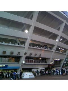 今日はサンダービート、横浜7thアベニューですが・・