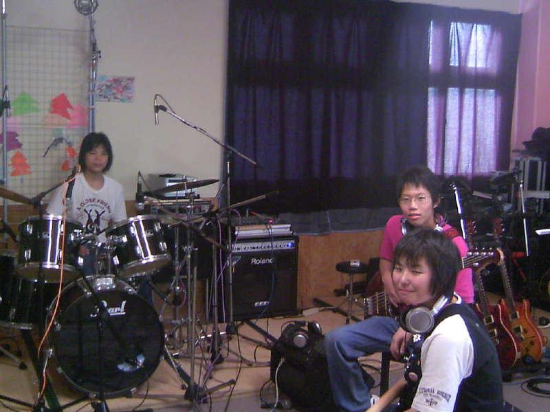 浜松ドリームフィールド、レコーディング開始!!