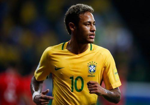 ブラジル代表、ネイマールら25名を招集…日本&イングランドと対戦