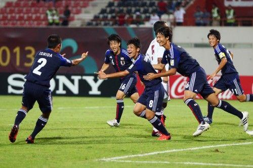 U17日本代表2013ベネズエラ戦