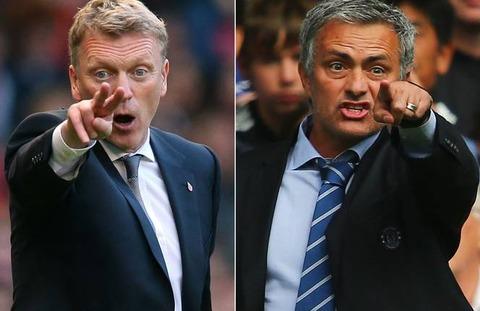 720p-David Moyes and Jose Mourinho