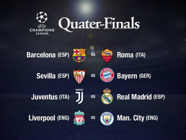 CL-Quater-Finals