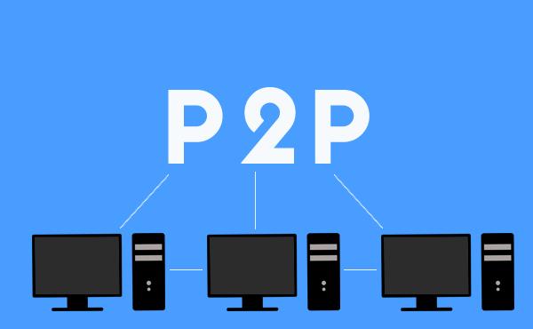 P2P(ピアツーピア)とは ブロックチェーン技術を支えるネットワーク方式
