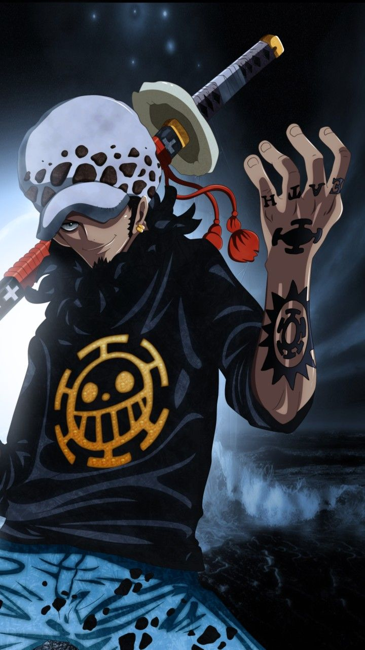 One Piece 壁紙 1 ロー 7 1280 アニメ壁紙ヲタク スマホdx