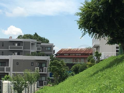 日本一の観覧車が見える丘 ∞∞春日丘荘探訪記∞∞