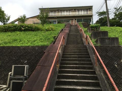 試練の階段 ∞∞春日丘荘探訪記∞∞
