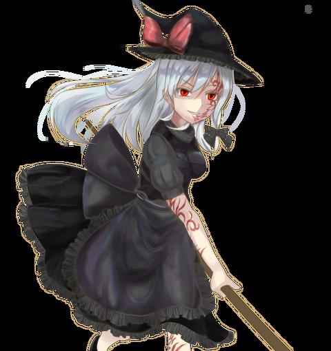 marisa黒