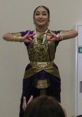 南インドの舞踊