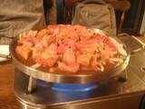 トントンパクの焼肉