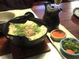 湯豆腐海老餃子入り