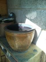 からん工房藍の壷