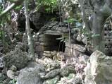古代のお墓の跡