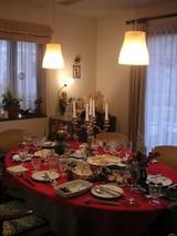 本日の食卓