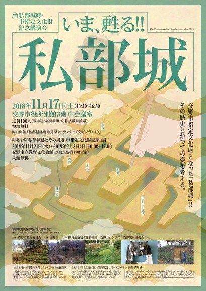 Kisabe Castle New City Heritage 2018-001