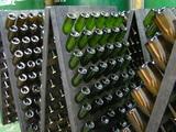 ピュピートルとスパークリングワイン