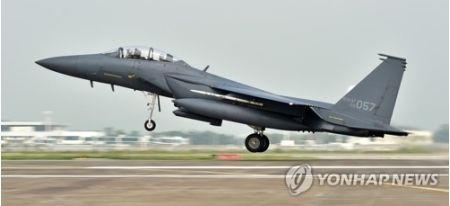 【韓国】F-15K戦闘機、慶北で墜落…パイロット1人遺体収容