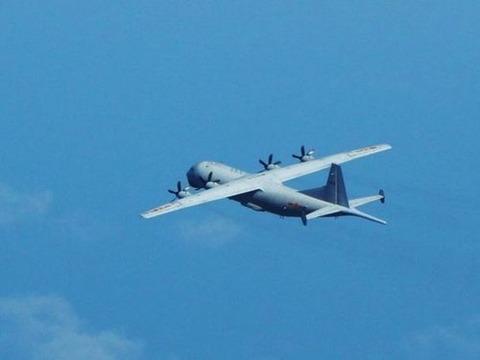 【両岸】中国軍機、台湾の防空識別圏に再度進入 16日以降7回目