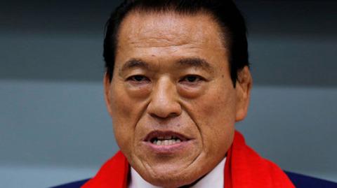 朝日新聞『北朝鮮、車いすで来た猪木氏に「大変感動」』 ネット「ああ、やっぱり朝日ね。こんな売国行為をさも英雄の美談ぽく語るのは」