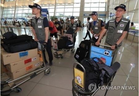 【韓国】ラオスのダム事故で29日救援隊派遣 100万ドル支援も=韓国